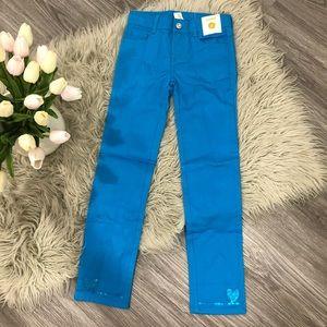 🆕 NEW GYMBOREE Girls Blue Jeans